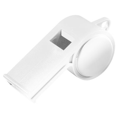 "Trillerpfeife ""Sport"" ohne Kordel uni-colour weiß EL0038500"