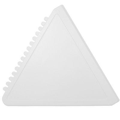 """Eiskratzer """"Dreieck"""" weiß EL0051800"""