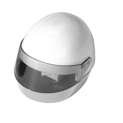 """Bleistiftspitzer """"Helm"""" weiß EL0056300"""