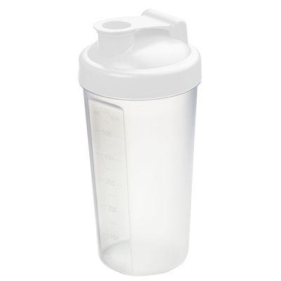 """Shaker """"Protein"""", 0,6 l weiß EL0060200"""