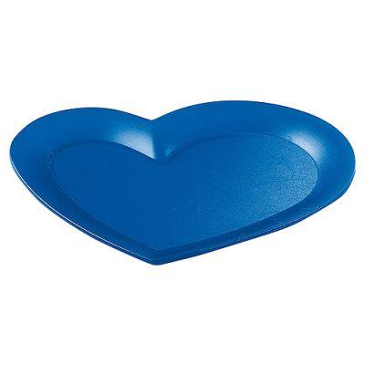 """Tablett """"Mini-Herz"""" blau EL0066900"""