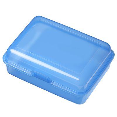"""Vorratsdose """"School-Box"""" groß, hochglänzend blau EL0077900"""