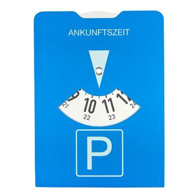 "Papp-Parkscheibe ""Board"" blau EL0079300"