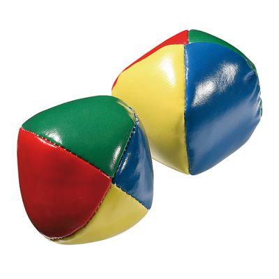 "Jonglierbälle-Set ""Clown"" groß bunt EL0086000"
