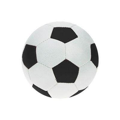 "Softball ""Mini-Fußball"" weiß-schwarz EL0102600"