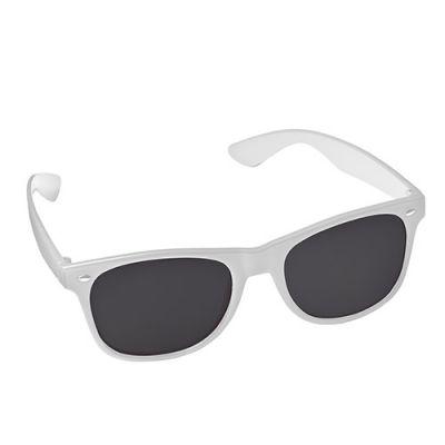 """Sonnenbrille """"Standard"""" weiß EL0104601"""
