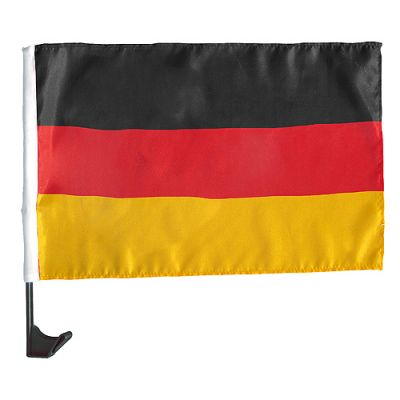 "Autofahne ""Nationalflagge"" schwarz-rot-gelb EL0105300"