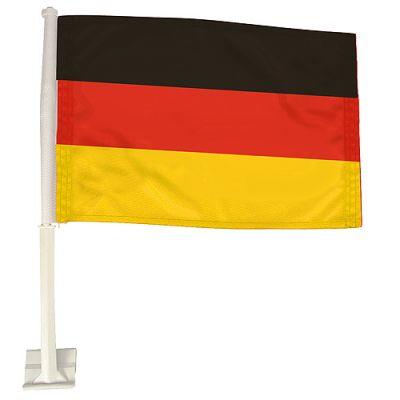 """Autofahne """"Nations - Deutschland"""" schwarz-rot-gelb EL0105600"""