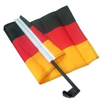 """Autofahne """"Deutschland"""" schwarz-rot-gelb EL0105700"""