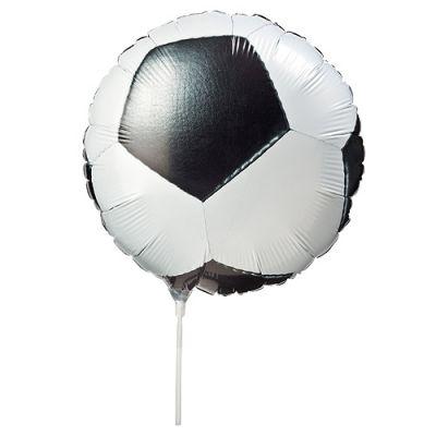 """Luftballon """"Soccer"""" Deutschland schwarz-rot-gelb EL0116300"""