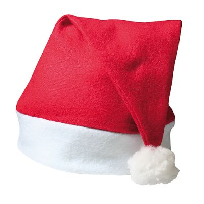 Weihnachtsmütze rot-weiß EL0119300