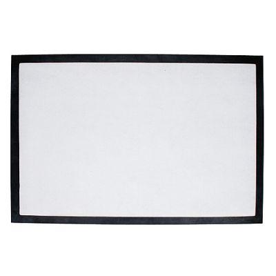 """Fußmatte """"Home"""" groß weiß-schwarz EL0133700"""