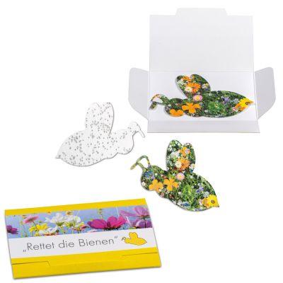 Bienchen Samenpapier