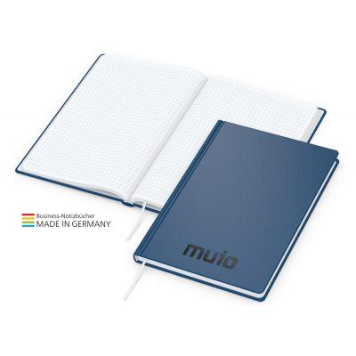 Easy-Book Basic A5 Bestseller, dunkelblau, Prägung schwarz-glänzend