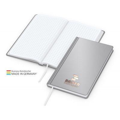 Easy-Book Basic Pocket Bestseller, silbergrau, Kupferprägung