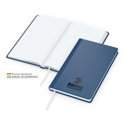 Easy-Book Basic Pocket Bestseller, dunkelblau, Prägung schwarz-glänzend