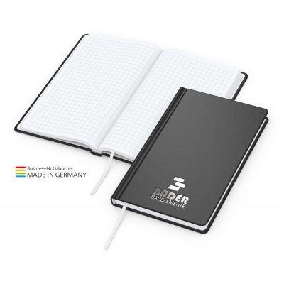 Easy-Book Basic Pocket Bestseller, schwarz, Silberprägung