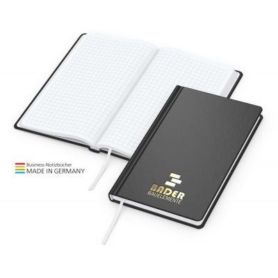 Easy-Book Basic Pocket Bestseller, schwarz, Goldprägung