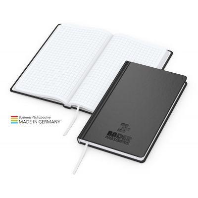 Easy-Book Basic Pocket Bestseller, schwarz, Prägung schwarz-glänzend