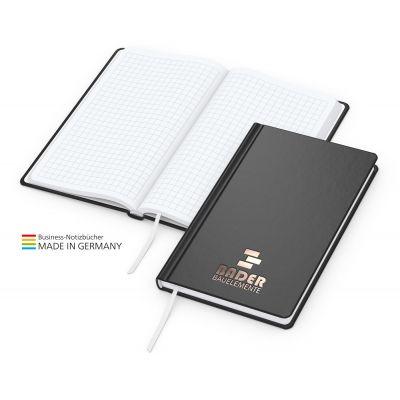 Easy-Book Basic Pocket Bestseller, schwarz, Kupferprägung