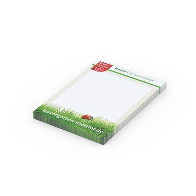Basic 50 x 72 Bestseller inkl. 4C Druck mit Logo bedrucken - Werbeartikel