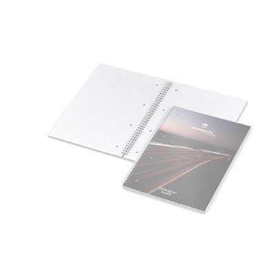 Bizz-Book A4-Plus Polyprop Bestseller inkl. 4C Druck mit Logo bedrucken - Werbeartikel