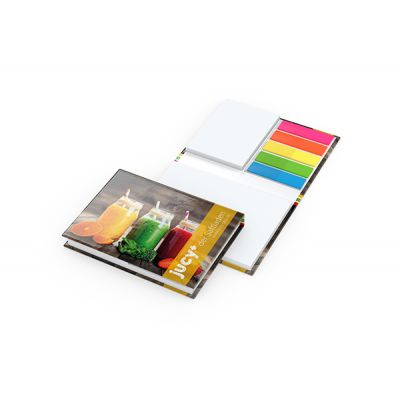Brüssel White Bestseller inkl. 4C Druck mit Logo bedrucken - Werbeartikel