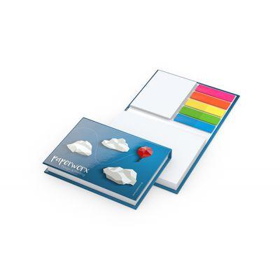 Paris White Bestseller inkl. 4C Druck mit Logo bedrucken - Werbeartikel