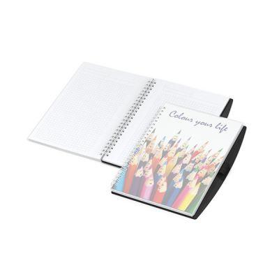 Pen-Book Basic A5 Bestseller inkl. 4C Druck mit Logo bedrucken - Werbeartikel