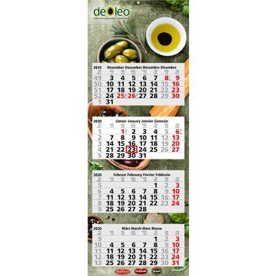 Quadro Light 4 Bestseller inkl. 4C Druck mit Logo bedrucken - Werbeartikel