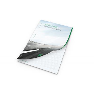 Schreibblock A4 Cover Bestseller inkl. 4C Druck mit Logo bedrucken - Werbeartikel