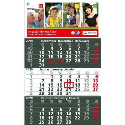 Solid 3 Bestseller inkl. 4C Druck mit Logo bedrucken - Werbeartikel