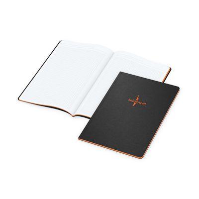 Tablet-Book A4 inkl. Prägung mit Logo bedrucken - Werbeartikel
