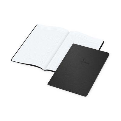Tablet-Book A4 Bestseller inkl. Prägung mit Logo bedrucken - Werbeartikel