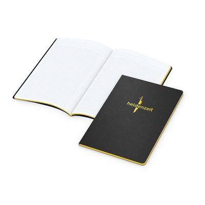 Tablet-Book A5 inkl. Prägung mit Logo bedrucken - Werbeartikel