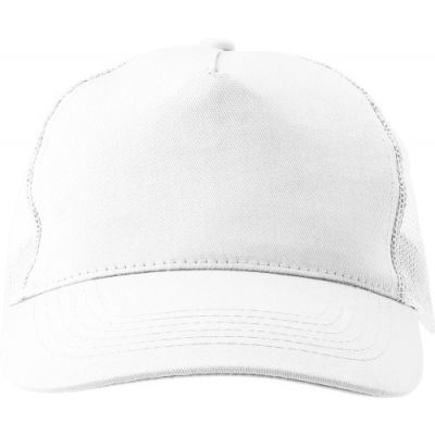 Baseball-Cap 'Sunshine' aus Baumwolle weiß - 144702