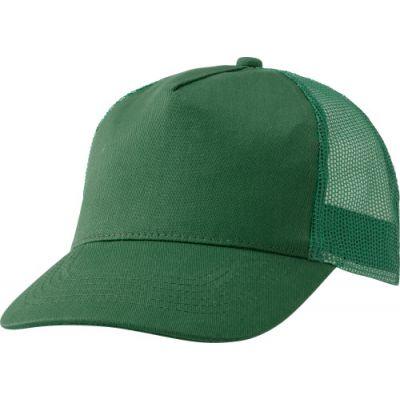Baseball-Cap 'Sunshine' aus Baumwolle grün - 144704