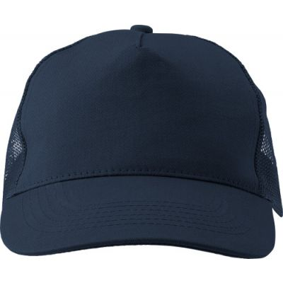Baseball-Cap 'Sunshine' aus Baumwolle blau - 1447