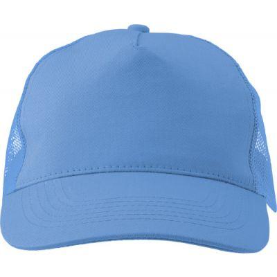 Baseball-Cap 'Sunshine' aus Baumwolle blau - 144718