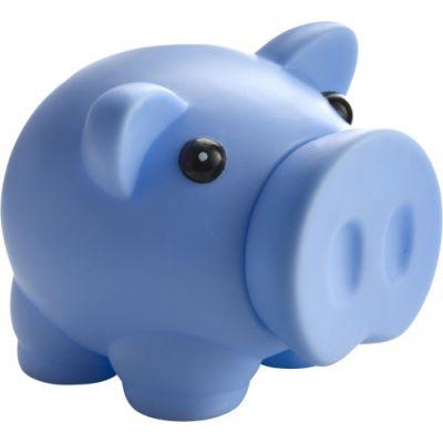 Sparschwein 'Piggy' blau - 1783