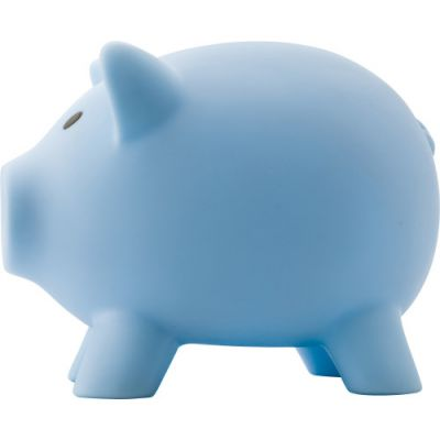 Sparschwein 'Porky' blau - 1842