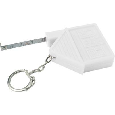 Maßband 'Pocket' weiß - 213002