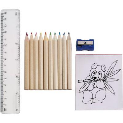 Kinder-Mal-Set 'Junior' beige - G2225-999