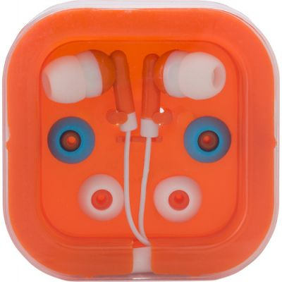 Kopfhörer 'Universal' /Metall orange - 228907