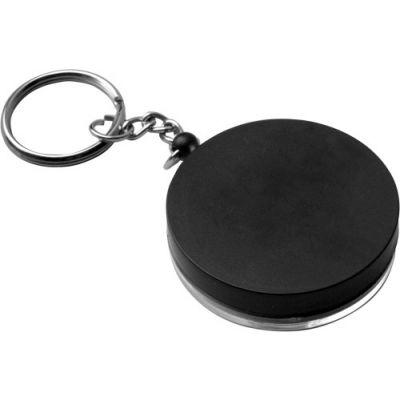 Schlüsselanhänger 'Point' schwarz - 254401