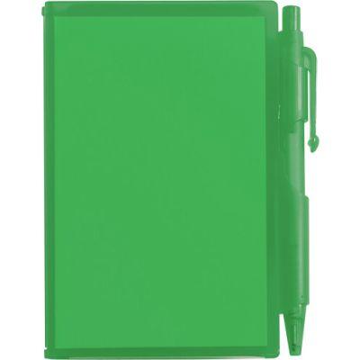 Notizbuch 'Agenda' grün - 273604