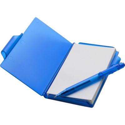 Notizbuch 'Agenda' blau - 273605