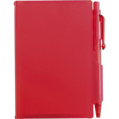 Notizbuch 'Agenda' rot - 273608