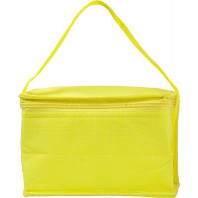 Kühltasche 'Innsbruck' aus Non-Woven gelb - 3656