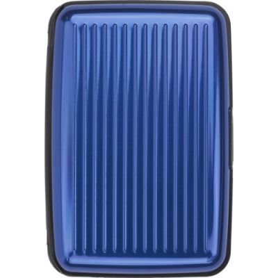 Visitenkartenhalter 'Suitcase' blau - 3750